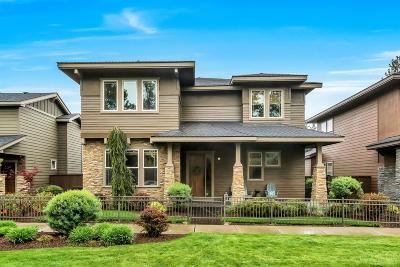 Bend Single Family Home For Sale: 61110 Aspen Rim Lane