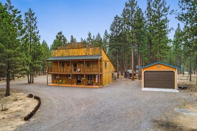 La Pine Single Family Home For Sale: 15408 Ponderosa Loop