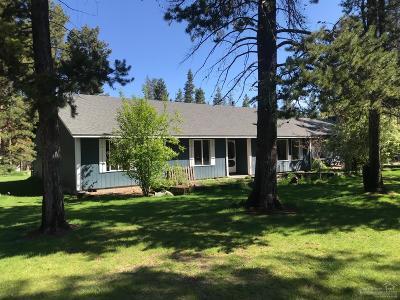 Crook County, Deschutes County, Jefferson County, Klamath County, Lake County Single Family Home For Sale: 52445 Primrose Lane