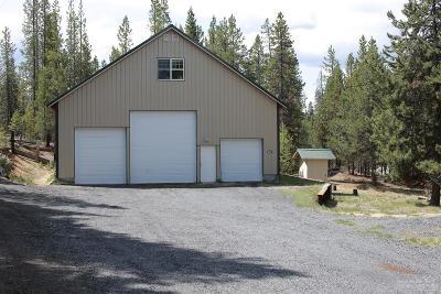Crescent Lake Single Family Home For Sale: 18814 Earl Lane