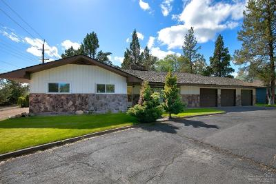 Redmond Single Family Home For Sale: 103 NW Canyon Drive