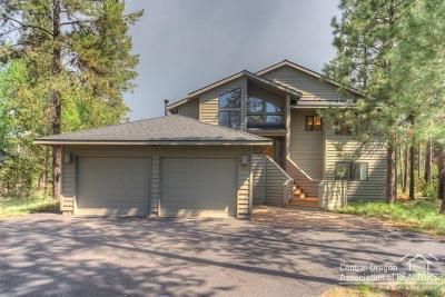 Sunriver Single Family Home For Sale: 18096 Maury Mountain Lane