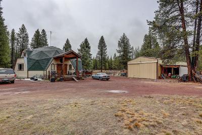La Pine Single Family Home For Sale: 16039 Hakkila Avenue