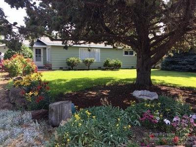 Metolius Single Family Home For Sale: 457 5th Street