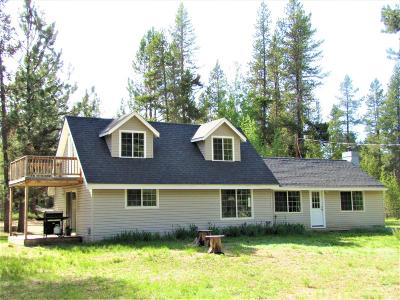 Single Family Home For Sale: 51997 Dorrance Meadow Road