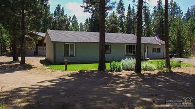 La Pine Single Family Home For Sale: 15873 Bristlecone Lane