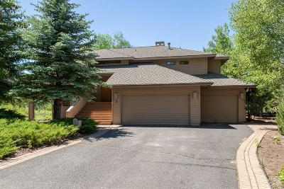 Sunriver Single Family Home For Sale: 7 Two-Some