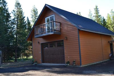 La Pine Single Family Home For Sale: 15955 Woodland Drive