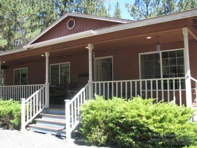 La Pine Single Family Home For Sale: 52448 Westley Loop