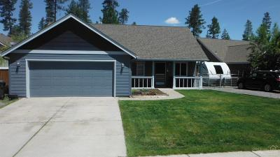La Pine Single Family Home For Sale: 16606 Ascha Court