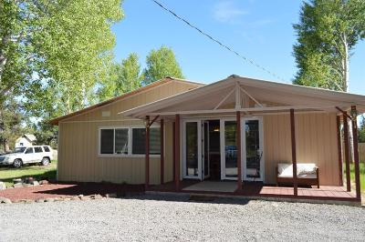La Pine Single Family Home For Sale: 50916 Highway 97