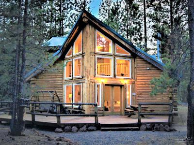 La Pine Single Family Home For Sale: 15170 Ponderosa Loop