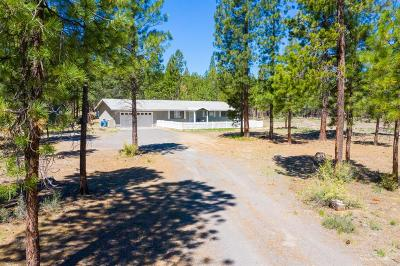 Crook County, Deschutes County, Jefferson County, Klamath County, Lake County Single Family Home For Sale: 50141 Collar Drive