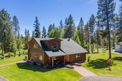 Caldera Springs, Crosswater, Vandevert Ranch, River Meadows, Deschutes River Acre, Deschutes Rive Acre, Deschutes River Hgts, Deschutes River Ranc, Fall River Estate, Lazy River, Lazy River West, Spring River Acres Single Family Home For Sale: 17325 Lodgepole Lane