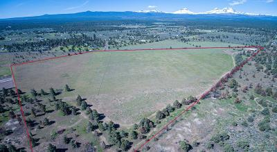 Bend Residential Lots & Land For Sale: 67180 Highway 20