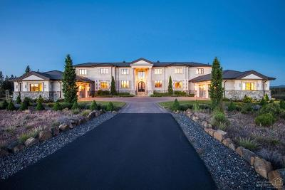 bend Single Family Home For Sale: 60990 Bachelor View Road