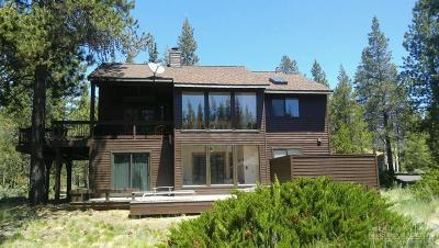 Sunriver Single Family Home For Sale: 57621 Cultus Lane #6