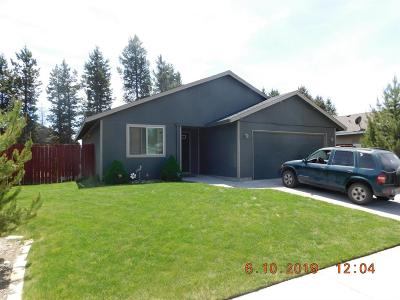 La Pine Single Family Home For Sale: 16463 Cassidy Drive