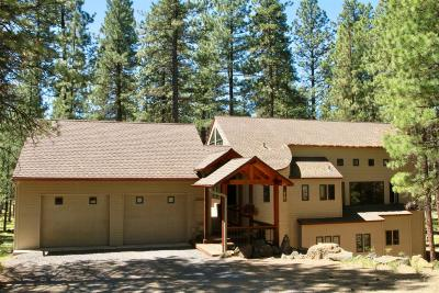 Black Butte Ranch Single Family Home For Sale: 13755 Partridge Foot #RR 77