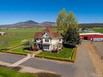 Prineville Single Family Home For Sale: 8521 NW Mountain View Acres Drive