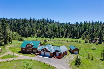 Prineville Single Family Home For Sale: 34688 NE Ochoco Highway