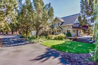 Bend Single Family Home For Sale: 23111 Chisholm Trail