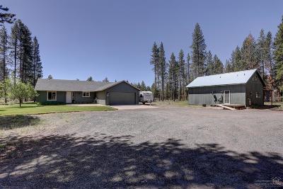 La Pine Single Family Home For Sale: 17115 Faun Lane