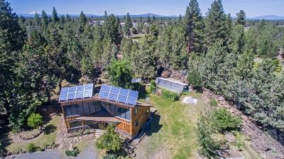Bend Single Family Home For Sale: 63451 O B Riley Road