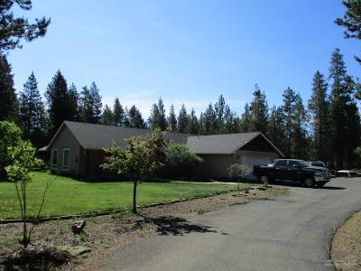 La Pine Single Family Home For Sale: 52220 Dorrance Meadow