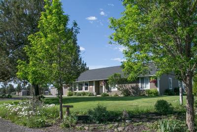 Bend Single Family Home For Sale: 24905 Deer Lane