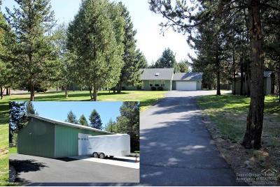 La Pine Single Family Home For Sale: 52970 Walker Way