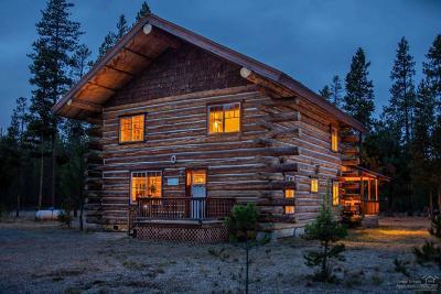 La Pine Single Family Home For Sale: 51958 Mowich Lane