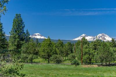 Bend Single Family Home For Sale: 18640 Tumalo Reservoir Road