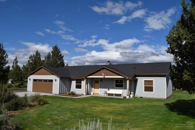 Bend Single Family Home For Sale: 61010 Ropp Lane