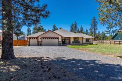 Bend Single Family Home For Sale: 55387 Gross Drive