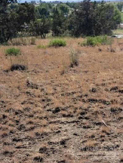 Madras Residential Lots & Land For Sale: 1865 SW Chevrolet Drive
