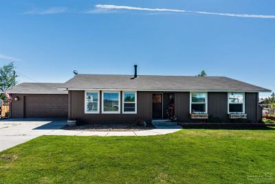 Bend Single Family Home For Sale: 25245 Elk Lane