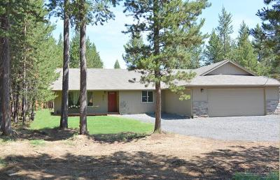 Bend Single Family Home For Sale: 17490 Gull Drive