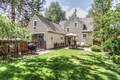 Bend Single Family Home For Sale: 538 NW State Street