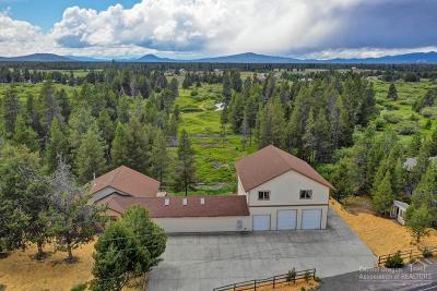 La Pine Single Family Home For Sale: 53345 Riverview Drive