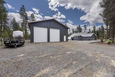 La Pine Single Family Home For Sale: 144421 Crosswood Road