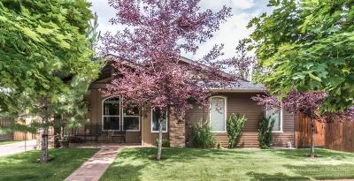 Single Family Home For Sale: 20612 Silas Drive