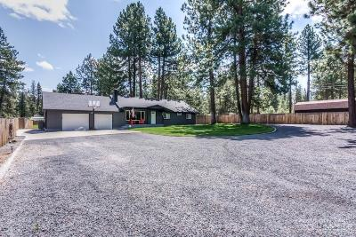 Bend Single Family Home For Sale: 59620 Navajo Circle