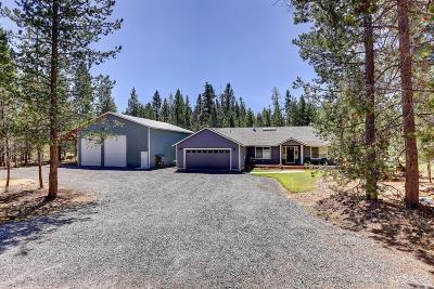 La Pine Single Family Home For Sale: 15967 Bull Bat Lane