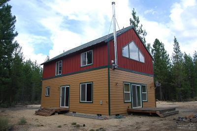 Crescent Lake Single Family Home For Sale: 123650 Surveyor Road