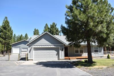 La Pine Single Family Home For Sale: 15876 Sunrise Boulevard