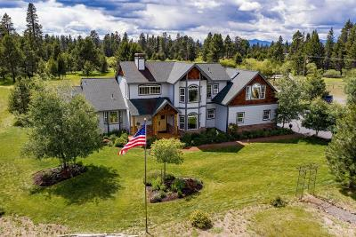 Caldera Springs, Crosswater, Vandevert Ranch, River Meadows, Deschutes River Acre, Deschutes Rive Acre, Deschutes River Hgts, Deschutes River Ranc, Fall River Estate, Lazy River, Lazy River West, Spring River Acres Single Family Home For Sale: 17355 Mink Court
