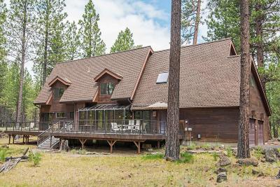 Black Butte Ranch Single Family Home For Sale: 13555 Hawksbeard #SM208