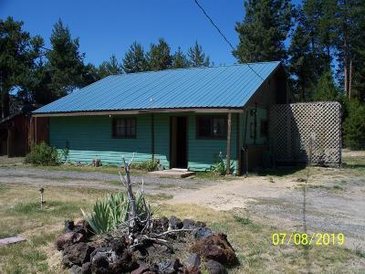 La Pine OR Single Family Home For Sale: $163,000