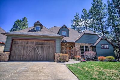 Bend Single Family Home For Sale: 61220 Gorge View Street